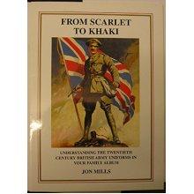From Scarlet to Khaki: Understanding the Twentieth Century British Army Uniforms in Your Family Album