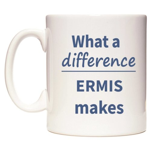 What a difference ERMIS makes Mug