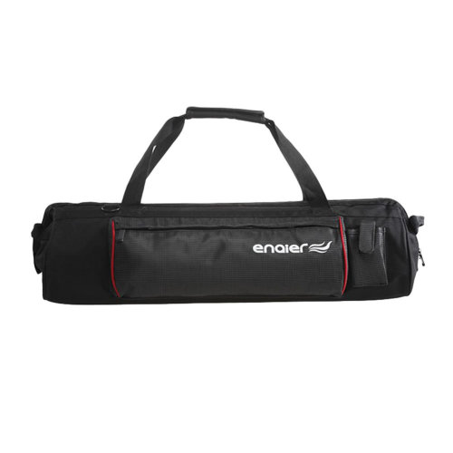 "Durable Versatile Yoga Mat Bag Accommodates Mats of up to 24"" x 72"", Black"
