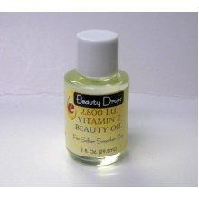 Beauty Drops VITAMIN E BEAUTY OIL 2800 IU 1oz