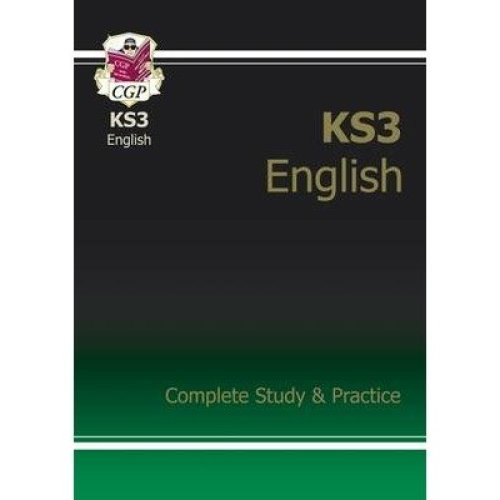 Ks3 English Complete Study and Practice (with Online Edition)