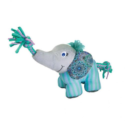 Kong Knots Carnival Elephant Small/medium