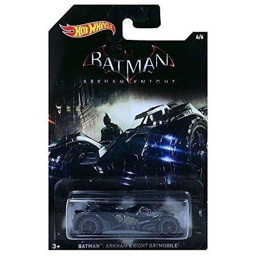 Batman - Arkham Knight Batmobile Hot Wheels Die Cast Car (1:64 scale)