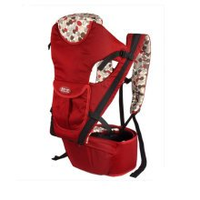 Special Edition Baby Carriers with Great Back Support (Wine red)