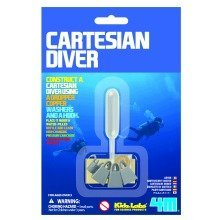 Cartesian Diver - Kidz Labs Children's Creative Set
