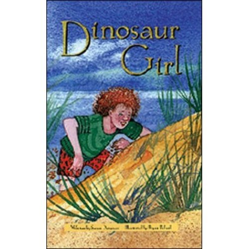 DINOSAUR GIRL - CB: Action and Adventure (Literacy Links Plus)