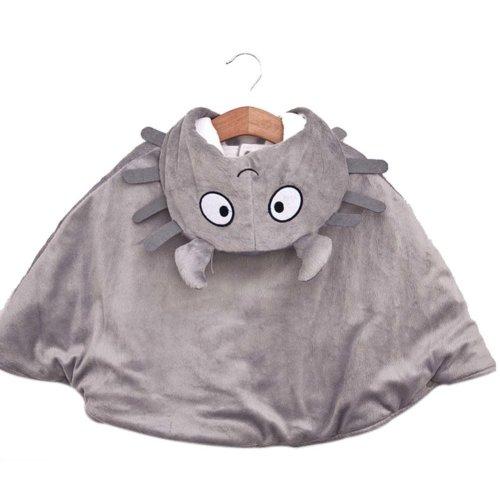 dd92d5300a9d Baby Cloak Shawl Baby Blankets Twelve Constellations Baby Cloak GREY ...