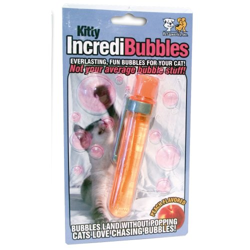 Kitty Bubbles Anti Pop Cat Toy