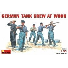 Min35010 - Miniart 1:35 - German Tank Crew at Work
