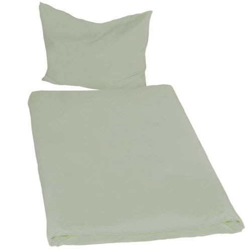 4 bedding sets 200x135cm 2-piece green