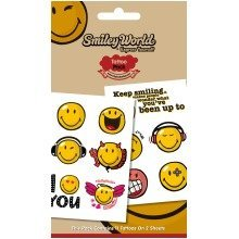 Smiley Tattoo Pack