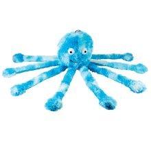 Gor Pets Dog Toy Reef Octopus Daddy Crinkles Scrumples Honks & Squeaks 63cm