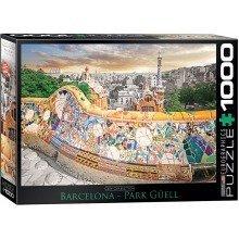 Eg60000768 - Eurographics Puzzle 1000 Pc - Barcelona