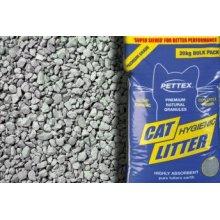 Pettex Premium Fullers Earth Clumping Cat Litter (3kg) (Pack of 6)