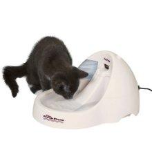 "Trixie 24391 ""fresh Flow"" Deluxe Pet Water Dispenser Water Fountain - -  water dispenser fresh flow deluxe trixie automatic pet 24391 dog"