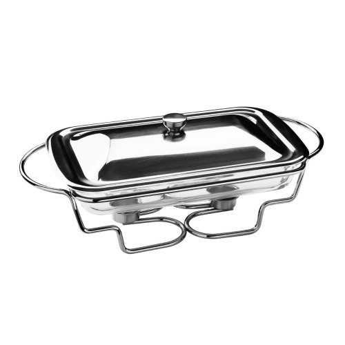 Food Warmer, 2.2 L, Stainless Steel