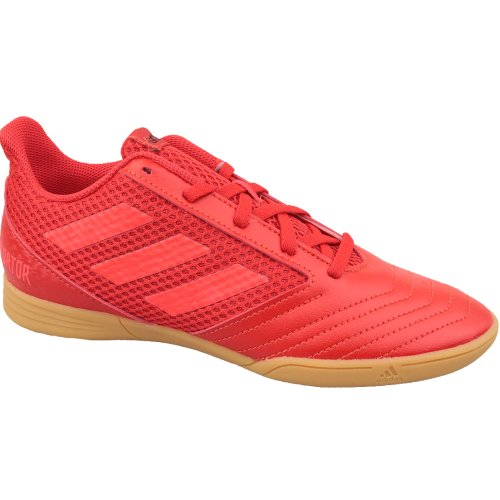 adidas Predator 19.4 IN Jr CM8552 Kids Red indoor football trainers