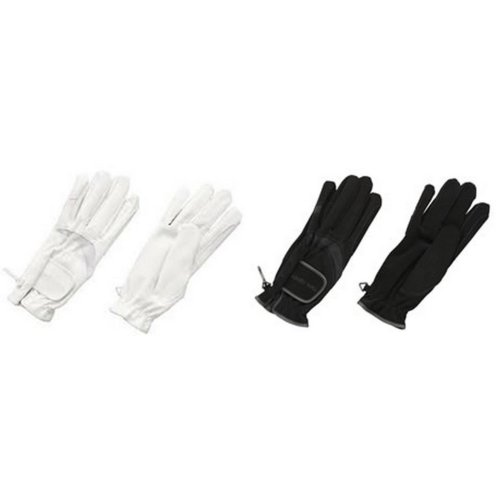 Harry Hall Adults Domy Suede Riding Gloves