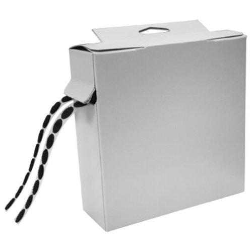 Tape Logic HLT182 0.75 in. Black Dots Combo Pack - Pack of 200