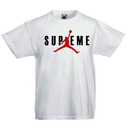 Supreme Jordan Logo