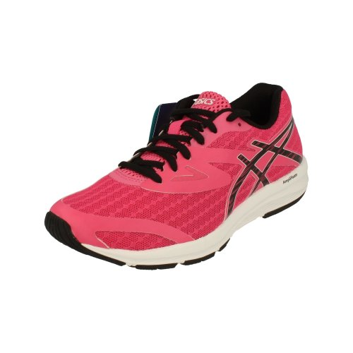 cheap for discount 0f02b 72286 Asics Amplica Womens Running Trainers T875N Sneakers Shoes