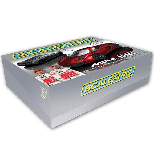 Scalextric Ltd Ed -McLaren MP4 12C (Hamilton/Button)