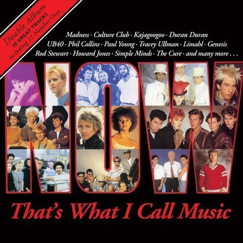 NOW That's What I Call Music! 1 [CD]