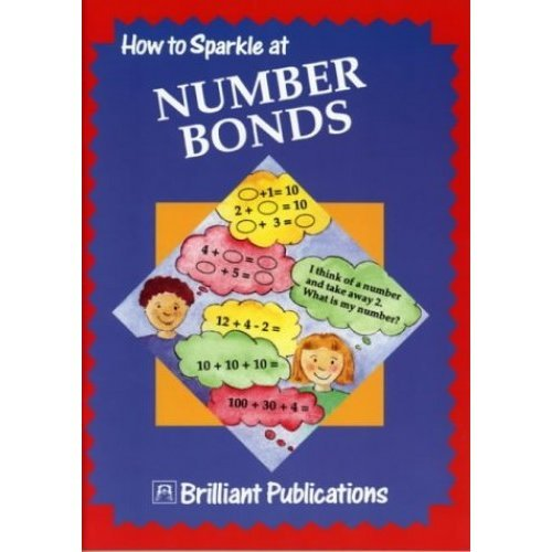 How to Sparkle at Number Bonds
