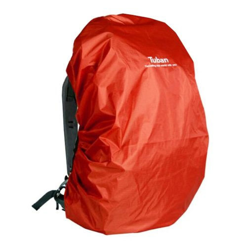 Outdoor Riding Backpack Rain Cover Waterproof Backpack Cover-40 L  Orange