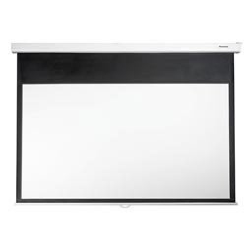 Optoma DS-9084PMG+ 84  16:9 White projection screen