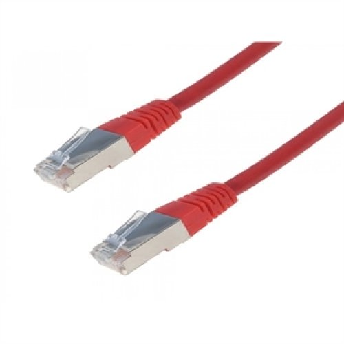 Cat 6A Sstp Rj45 26Awg 3M Red 37-0030R
