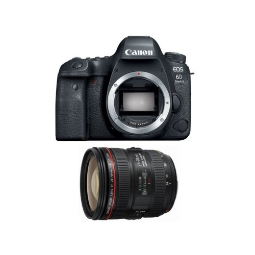 CANON EOS 6D II KIT EF 24-70mm F4L IS USM
