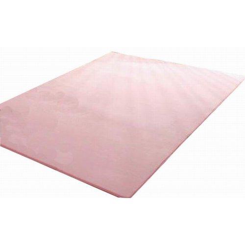Baby Play Mat Crawling Activity Mat Gym Non-toxic Non-slip [Pink]