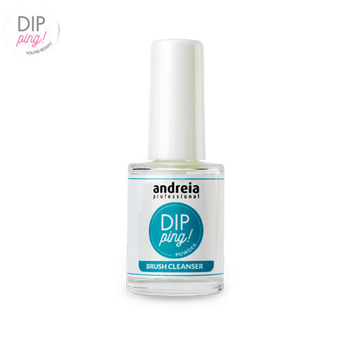 Andreia Professional Dipping Powder Brush Cleanser 14ml