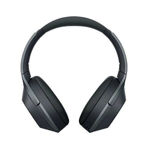 Sony WH-1000XM2 Wireless Over-Ear Noise Cancelling High Resolution Headphones with Gesture Control