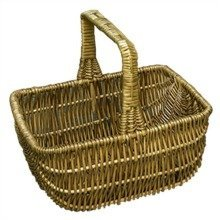 Set of 4 Southport Wicker Shopping Basket