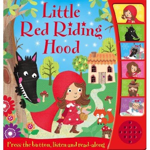 Little Red Riding Hood (Noisy Readers - Igloo Books Ltd)
