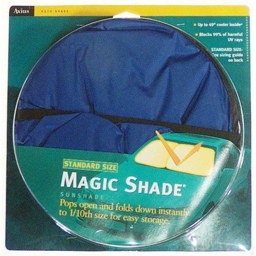 Auto Expressions - Kraco Magic Shade Auto Sunshade  1201006B