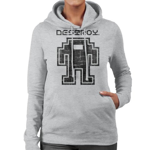 Beserk Destroy Women's Hooded Sweatshirt