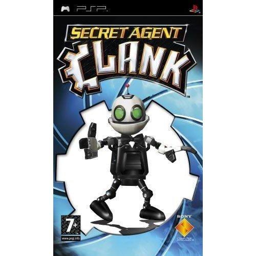 Secret Agent Clank Sony PSP Game