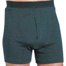 MARTEX MENS WASHABLE ABSORBENT BOXER SHORTS - Mens incontinence pants