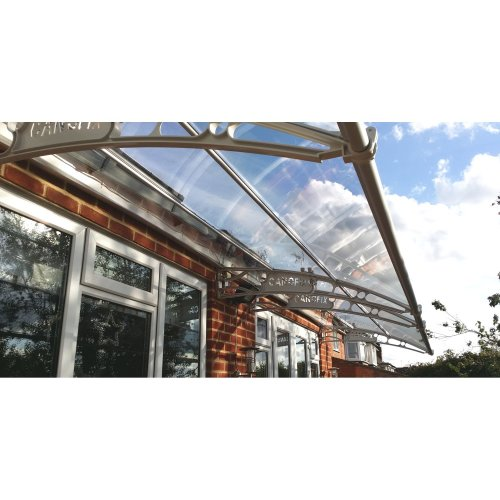 Cantilever Door Canopy | 5500mm wide x 650mm projection
