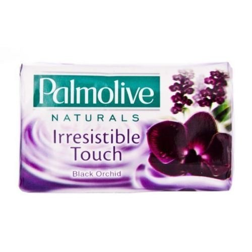 12 x Palmolive Soap Irresistible Touch Black Orchid 12x100g