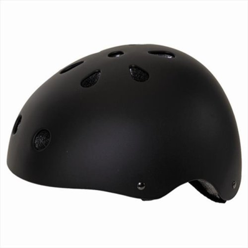 Ventura 731287 Matte Black Freestyle Helmet Large
