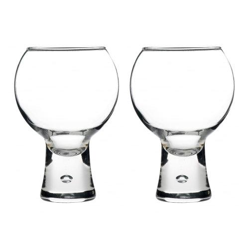 Durobor Alternato Set of 2 Gin Wine Glasses, Medium