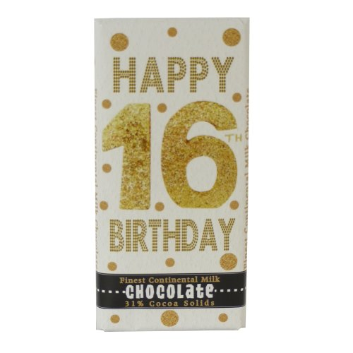 Chocolate Bar - Happy 16th Birthday