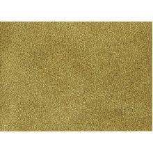 A4 200gsm Gold Ultra Glitter Card Pack -  pack 10 a4 sheets ultra glitter card gold