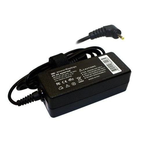 Asus Eee PC 1015PE Compatible Laptop Power AC Adapter Charger
