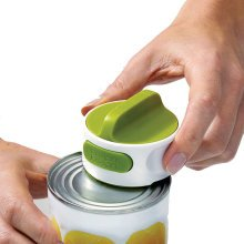 Can Opener Easy Twist Release Portable Space-Saving