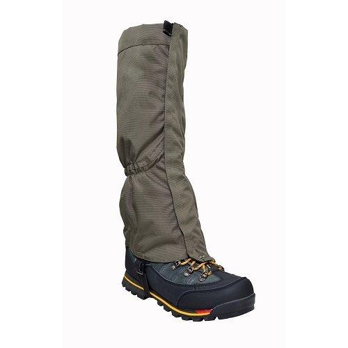 Extremities Field Waterproof Walking Gaiters - Green